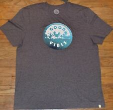 Life is Good T-Shirt GOOD VIBES Authentic LIFE IS GOOD Tee Mens Shirt