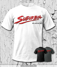 SUBURBIA PUNK MOVIE TRIBUTE T-SHIRT   AMERICAN APPAREL   THE REJECTED   TR