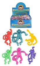 STRETCHY MONKEY Birthday Party Loot Bag Childrens Toys Kids Stocking Fillers