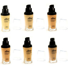 Flawless finish Foundation SPF15 face Studio fix fluid liquid Foundation