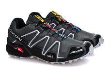New Men's Salomon Speedcross 3 Athletic Running Outdoor Hiking Sports Shoes Hot