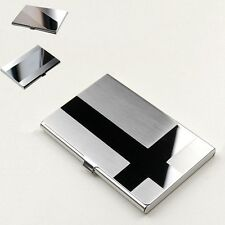 Hot Pocket Business Card Stainless Steel ID Credit Name Cards Holder Wallet Case