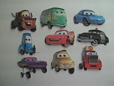 3D- U Pick - Disney Cars Lightning Sally Mater Scrapbook Card Embellishment 1809
