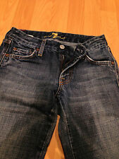 Womens Jeans, Seven for all mankind, Preowned!! Size 24! AK