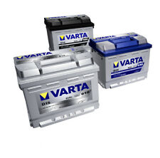 car battery FORD FIESTA, FESTIVA  12v new varta