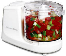 Hamilton Beach Brands 72500R Proctor Silex 1.5-Cup Capacity Food Chopper