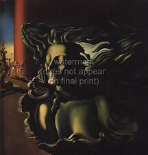 """SALVADOR DALI Surrealism Art Painting Poster or Canvas Print """"The Dream"""""""