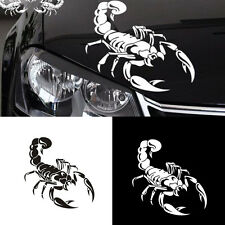 30CM 3D Scorpion Car Stickers Car Styling Sticker for Cars Decoration DIY Cool