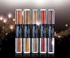 Touch In Sol Metallist Liquid Foil & Glitter Eye Shadow Duo long-lasting