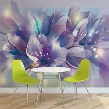 WALL MURAL Flowers Forest Nature XXL PHOTO WALLPAPER (765DC)