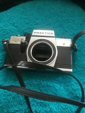 PRAKTICA NOVA II 35mm FILM CAMERA BODY in GOOD CONDITION
