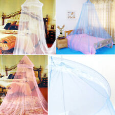 Bed Netting Summer Round Lace Hung Dome Princess Home Canopy Mosquito Net Mesh
