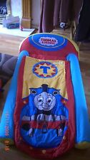 MY FIRST READY BED THOMAS THE TANK ENGINE WITH A Storage Bag And Pump.. Perfect!