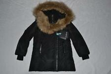 AUTHENTIC MACKAGE MINI GIRL'S DOWN JACKET SIZE 6 BLACK BRAND NEW