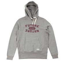 Men's Element Oakford Grey Pullover Hood / Hoodie, Size XL. NWT, RRP $79.99.
