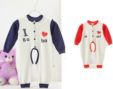Clothes Girls Boys Newborn girl boy Romper Baby clothes Infant New Clothes Cute