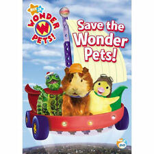 Save the Wonder Pets! (DVD, 2007) Wonder Pets from Nick, Jr.
