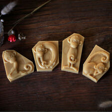 Monkey Silicone Soap Crafts Molds Flexible Moulds Shaped Handmade Candle Resin