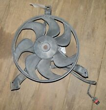 1997 1998 CHEVY VENTURE/PONTIAC TRANS SPORT OEM LEFT RADIATOR FAN ASSEMBLY