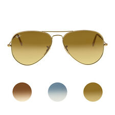 Ray Ban Aviator Gradient Mens Sunglasses RB3025 - Choose color