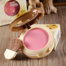 New Beauty Women Natural Cosmetic Kit Makeup Blusher Powder Palette Face Blush