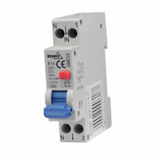 Residual current circuit breakers with integrated FI+LS Bemko RCBO