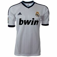 Authentic Jersey Shirt Trikot Maillot Camiseta Maglia Real Madrid 2012-2013 Home
