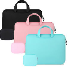 "Notebook Laptop Sleeve Case Carry Bag Pouch For Mac MacBook Air Pro 11"" 13"" 15"""