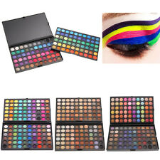 120 Color Eyeshadow Makeup Cosmetic Palette Eye Shadow Combination Shimmer Matte
