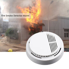 Fire Smoke Sensor Detector Alarm Tester Home Security System Cordless  LOT EP