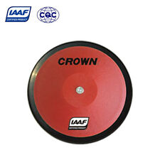 IAAF High Spin Steel + Plastic Competition Discus 1.5KG 1.75KG 2KG Track & Field
