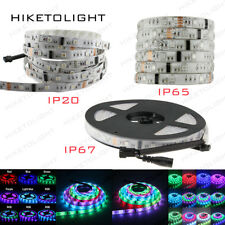Xmas 6803 30leds/m RGB Magic Dream Color Flash LED Strip IP20 133P 12V
