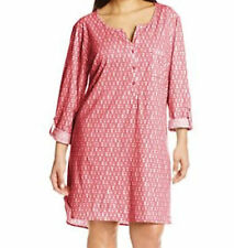 NightShirt CAROLE HOCHMAN 1X Cats 100% Cotton Knit NWT 67%OFF