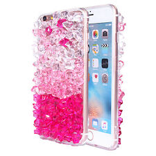 New Shiny Rhinestone iPhone 6/6S/Plus Cover 3D Luxury Diamond Crystal Case Skin