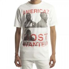 Men's Tupac Americaz Most Wanted T-Shirt Officially Licensed