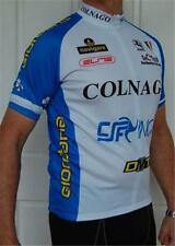 Cycling Bike Jersey Blue & White short sleeve (Col)