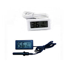 High Quality Digital Thermometer Hygrometer Probe Meter for Incubator Reptile