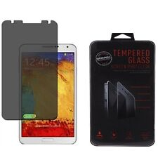Anti-Spy Privacy Tempered Glass Screen Protector Film For Samsung Galaxy NOTE 3