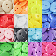 17color 8MM/12.5MM Mixed Buttons Bulk/Job Lot/Scrapbooking/Card Making/Crafting