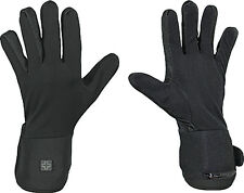 Venture Motorcycle 7.4 Volt Battery Powered Heated Glove Liners Black All Sizes