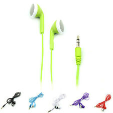 3.5mm Earphone Earbuds Headset Stereo Headphone For Phone MP3 iPod PC
