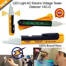 HOT LED Light AC Electric Voltage Tester Volt Pen Detector Sensor 90/1000V KG