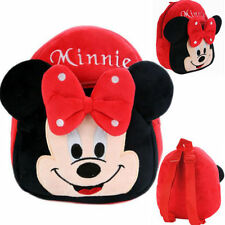 New Kid's Girls Boys Children Baby Toddler Backpack Doll Schoolbag Small Bags
