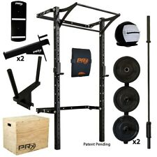 NEW PRx Performance Men's Profile PRO Package - Total Home Gym Fitness System