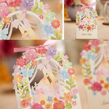 Wholesale Wedding Favor Candy Box Wedding Party Favor Bags Ribbon Candy Gift Box