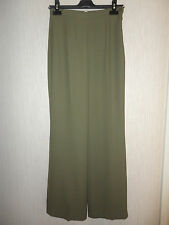 BNWT Ladies Various Size Straight Leg Green trousers By Kaleidoscope RRP £39