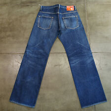 NEW Y's by Yohji Yamamoto Blue Selvedge Denim Jeans - RARE - GENUINE RRP: £480