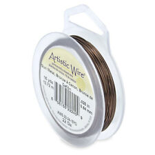 Beadalon Artistic Wire - 22 gauge - 0.64mm - 15yds - many colours