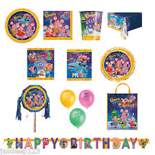 Clangers Party Tableware Childrens Kids Birthday Party Decorations Supplies Fun