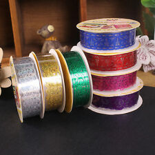 1 x Lace Roll DIY Washi Decorative Sticky Ribbon Masking Tape Self Adhesive
